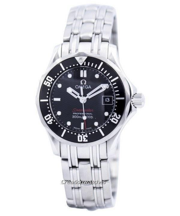 4c68fa4e98d Relógio Omega Seamaster Professional Diver 300m quartzo 212.30.28.61.01.001  feminino