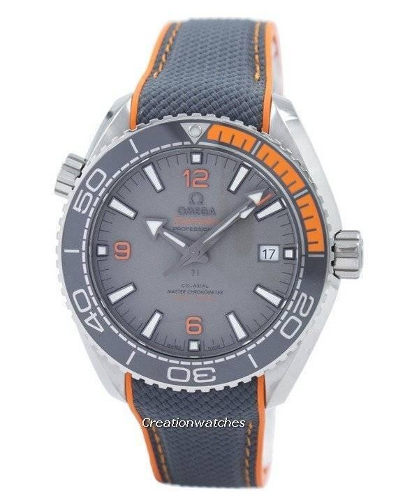bee7ba75318 Relógio Omega Seamaster Planet Ocean 600m Co-Axial Chronometer mestre  215.92.44.21.99.001