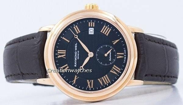 5cc73f9e8 Raymond Weil Maestro Automatic 2838-PC5-00209 Men's Watch