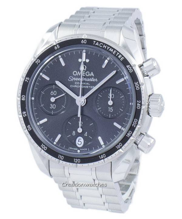 e06a2763270 Omega Speedmaster Co-Axial Chronograph Automatic 324.30.38.50.06.001 Men s  Watch