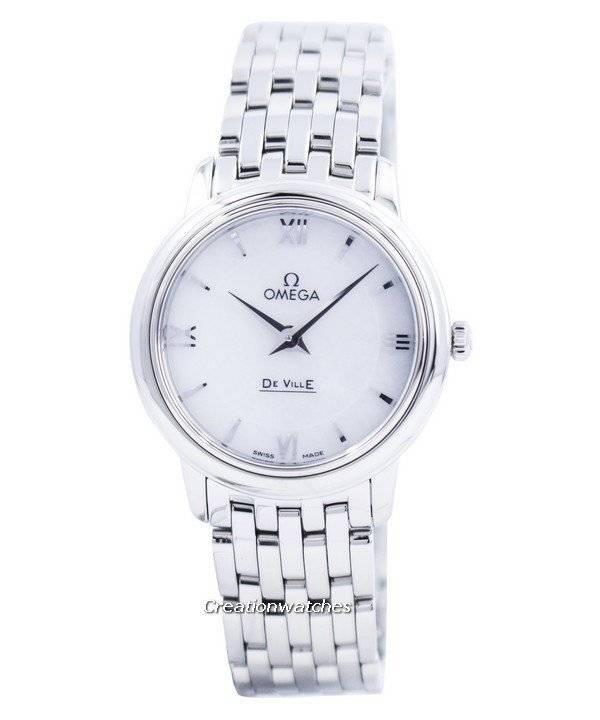 Omega De Ville Prestige Quartz 424.10.27.60.05.001 naisten Watch fi ee671b6f03