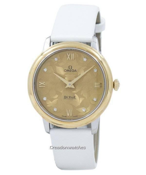90ef42205dd Relógio Omega De Ville Prestige