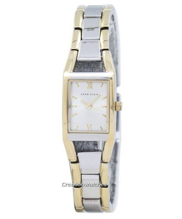 Anne Klein χαλαζία 6419SVTT γυναικείο ρολόι Ελ 625a5ad4ea9