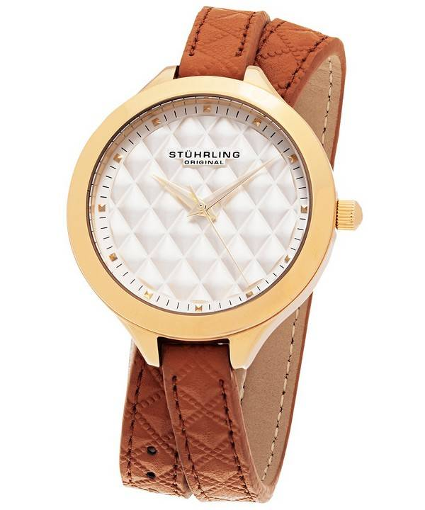 a379a578e30 Relógio Stuhrling Original Vogue Deauville quartzo 658.02 feminino pt