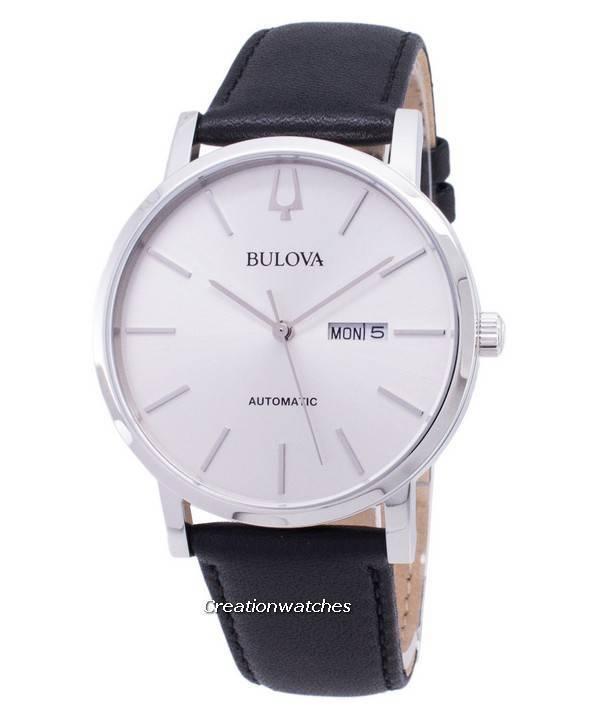 32439ff43 Bulova Classic 96C130 Automatic Men's Watch