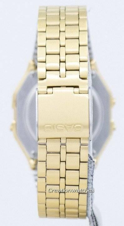 04d3465de60 Relógio Casio Vintage cronógrafo alarme A159WGEA-9A Digital masculino pt