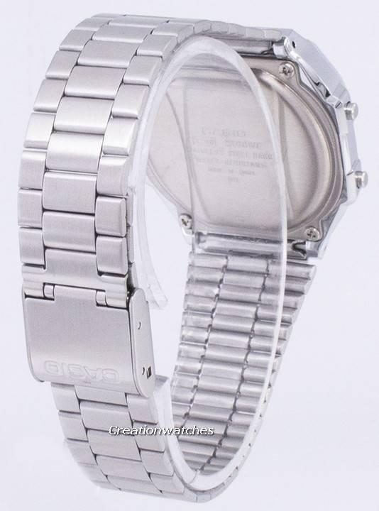 2c7587919c40 Reloj Unisex de Casio Retro camuflaje Digital alarma Chrono A168WEC ...