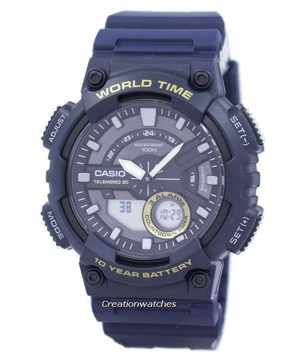 casio telememo 30 world time alarm analog digital aeq 110w 2av rh creationwatches com casio telememo 30 manual svenska casio telememo 30 manual pdf español