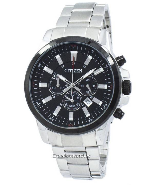 0eef4bd514 Montre Citizen Chronographe Quartz AN8086-53E masculine fr