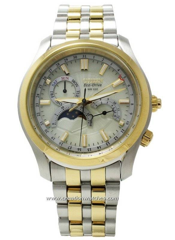 b4ee5679a CITIZEN Eco-Drive Moon Phase AP1025-53P