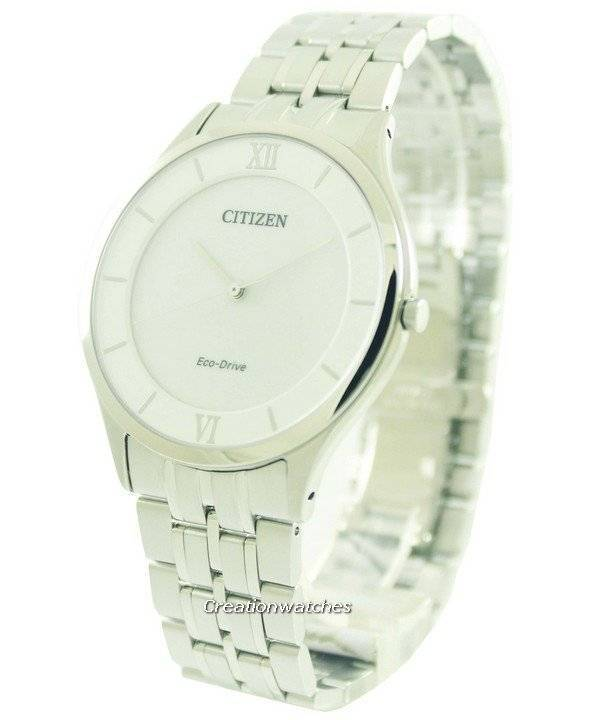 561ed016004 Citizen Eco-Drive Stiletto Super Thin AR0071-59A Men s Watch