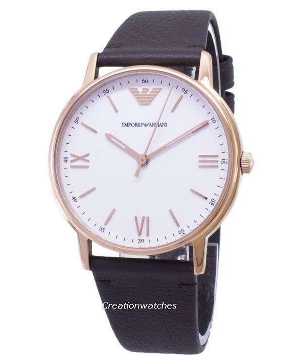 Relógio Emporio Armani Kappa quartzo AR11011 masculino pt ef81af5fa3