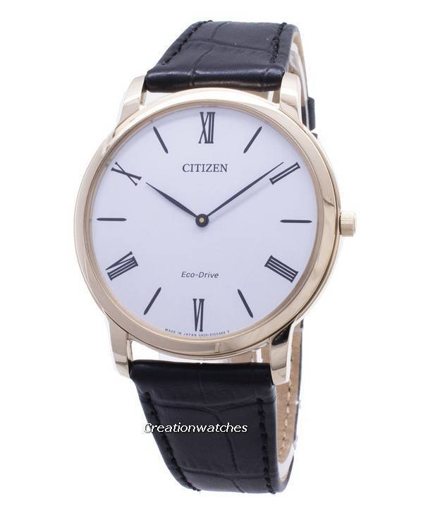 c0dabff812a Citizen Eco-Drive Stilleto Super Thin AR1113-12B Men s Watch