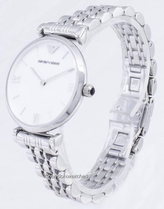 4e80b3eccae6 Emporio Armani Classic cuarzo AR1682 Watch de Women es