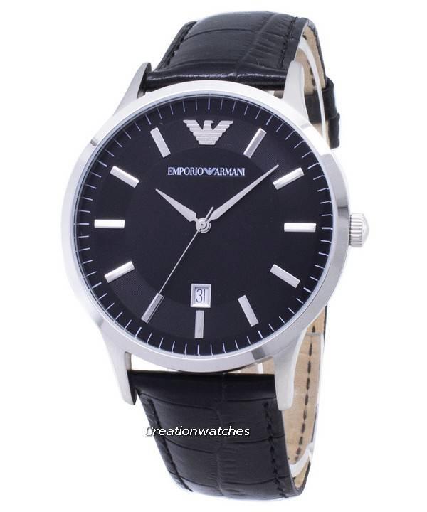 38b54b760739 Emporio Armani Classic Quartz AR2411 reloj de caballero
