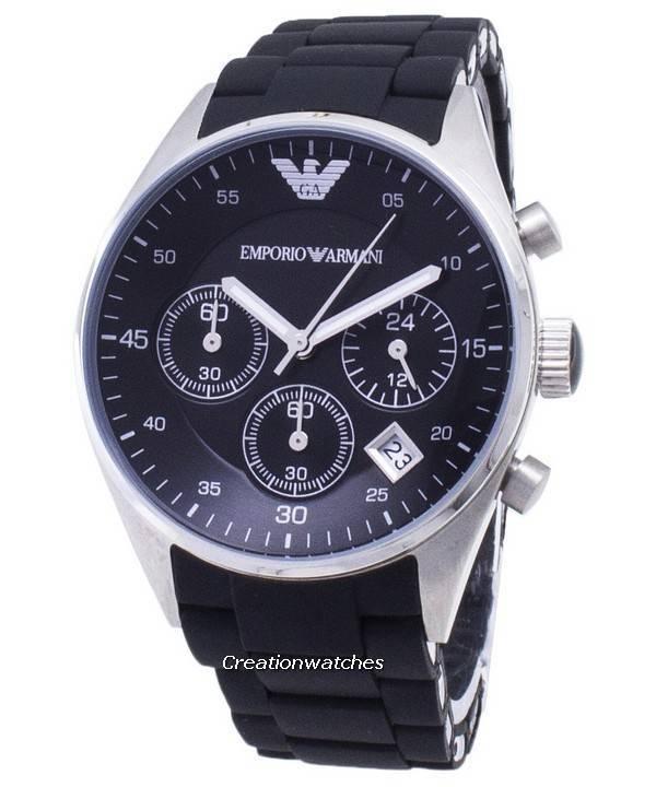 d0efc1b6b086 Reloj Unisex Emporio Armani cronógrafo de cuarzo AR5868 es