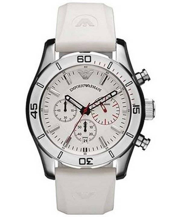 5d6f6830263 Relógio Emporio Armani cronógrafo Sportivo AR5947 masculino pt