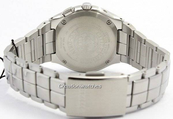 Citizen Eco Drive Radio Controlled AS6000-59A Men's Watch - Click Image to Close