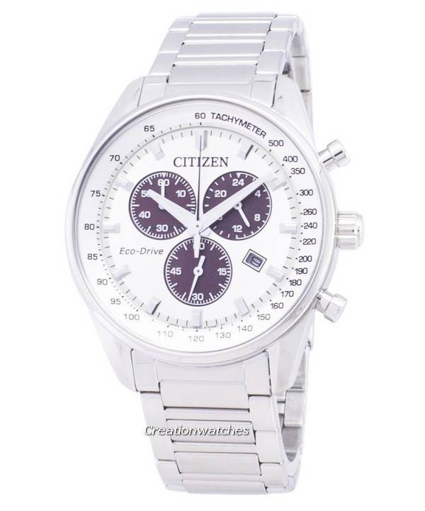 Citizen Eco-Drive AT2390-82A Chronograph Mens Watch