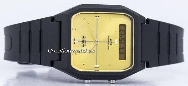 db40844ca35 Relógio Casio Analógico Digital quartzo hora Dual AW-48HE-9AVDF AW-48HE-