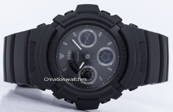 9978e8673bda Casio G-Shock Shock Resistant Analog Digital AW-591BB-1A AW591BB-1A Men s  Watch
