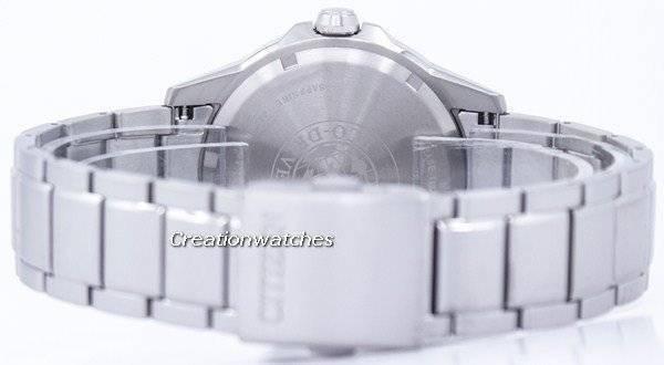 Citizen Eco-Drive Titanium Analog AW1490-84E Men's Watch - Click Image to Close