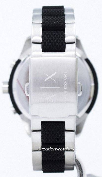d7452fc32f59 Reloj de hombre Armani Exchange Chronograph Black Dial AX1214