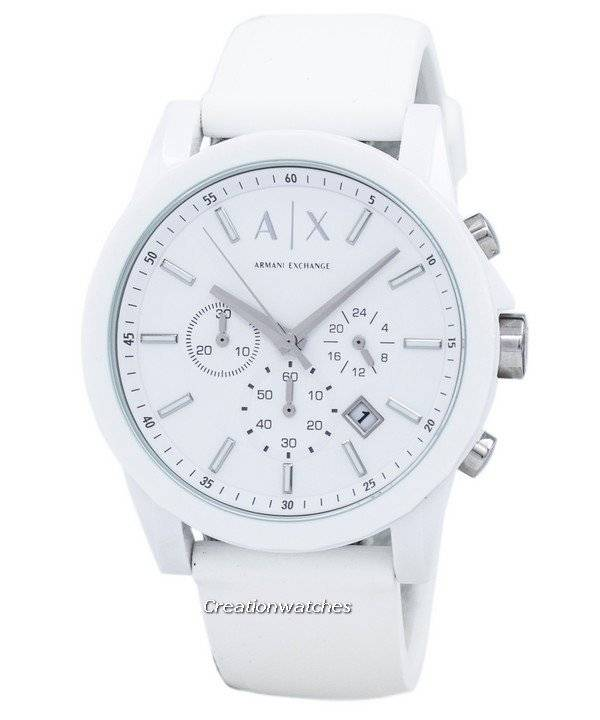 2ddd266025 Armani Exchange Chronographe Quartz AX1325 montre unisexe fr
