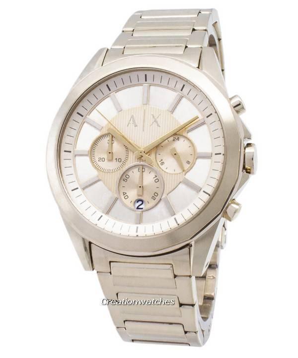 404b146c50b6 Armani Exchange cronógrafo de cuarzo AX2602 Watch de Men es