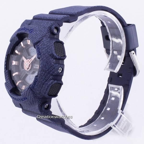 b7a13b8689e0 Reloj Casio G-Shock Baby-g mundial tiempo Analógico Digital BA-110DE ...
