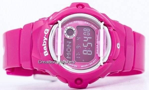 8679984c97f6 Reloj Casio Baby-g rosa mundial tiempo BG-169R-4B de la mujer es