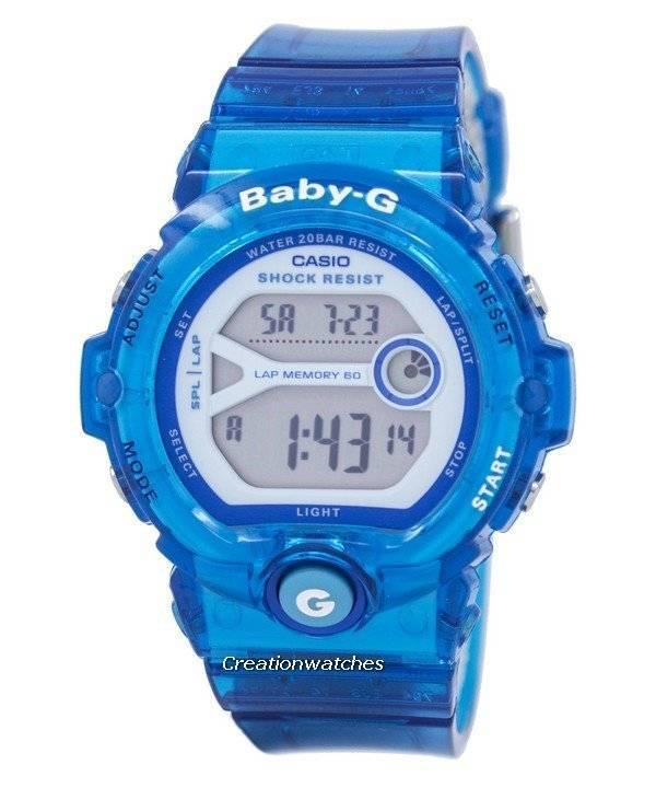 86a7d405626 Relógio Casio Baby-G Shock Resistant Digital BG-6903-2B BG6903-2B ...