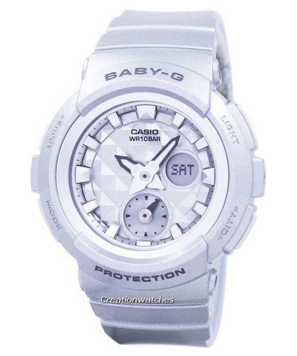 Casio Baby-G Shock Resistant World Time Analog Digital BGA-195-8A BGA195-8A Women s  Watch f3e73e5146