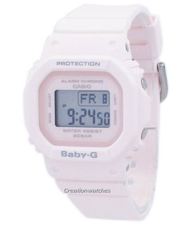 Casio Baby G Chronograph Alarm Digital BGD 560 4 BGD560 4 Womens Watch