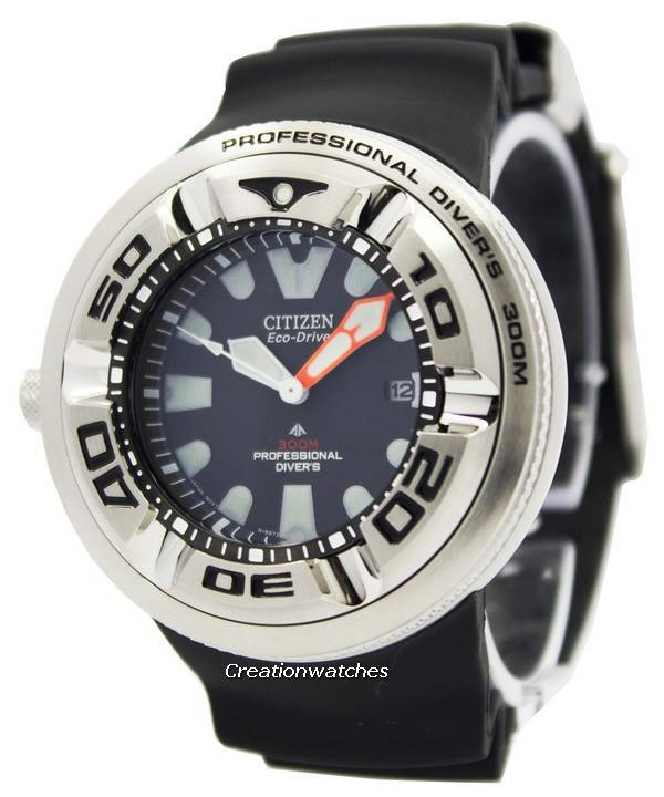 12387907156 Relógio Citizen Eco-Drive Aqualand Divers Promaster BJ8050-08E BJ8051-05E  BJ8051