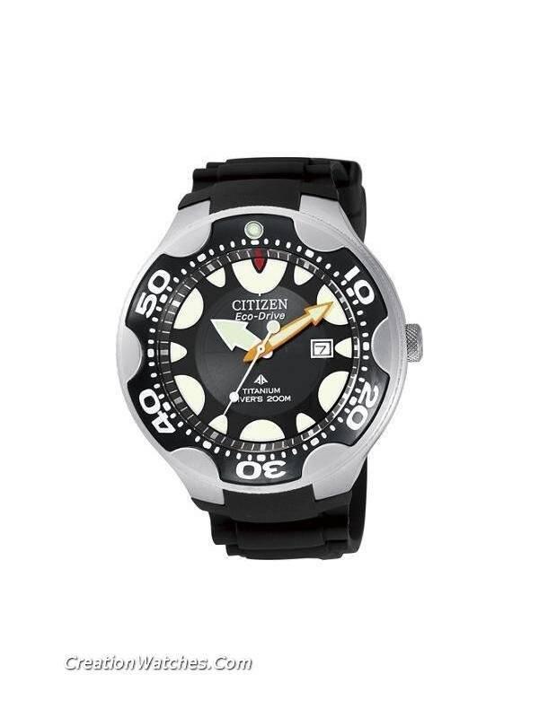 b6a84007952 Citizen Diver Eco Drive Titanium BN0015-07E BN0015 Promaster Aqualand pt