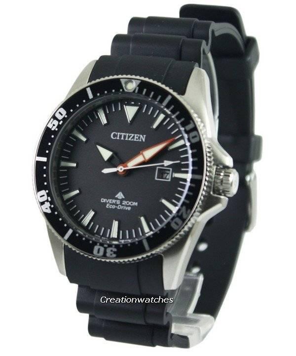 Citizen Eco-Drive BN0100-00E Diver s 200M Men s Watch dc16c5f0a97