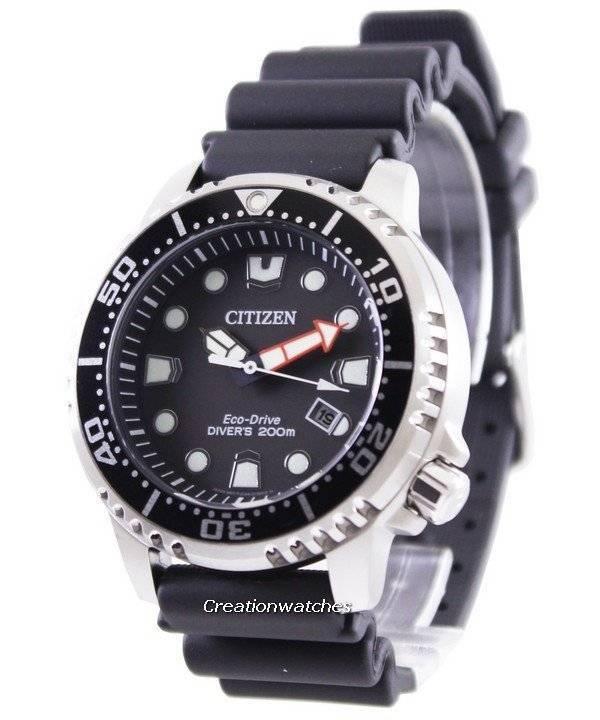 Citizen Eco-Drive Promaster Marine Diver's 200M BN0150-10E Men's Watch - Click Image to Close