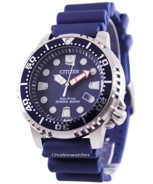c7b7b32e6 Citizen Eco-Drive Promaster Marine Diver's 200M BN0151-17L Men's Watch