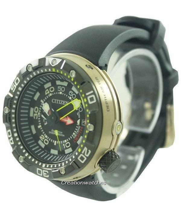 6b8466282fb8 Reloj para hombre Citizen Promaster Aqualand Eco-Drive Diver s BN2025-02E