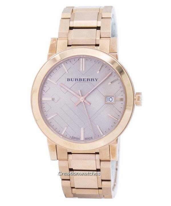 2e5e6d2e5ad Relógio Burberry quartzo analógico BU9034 feminino pt