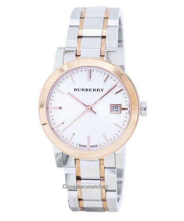 4d97416f958 Relógio Burberry quartzo analógico BU9105 feminino pt