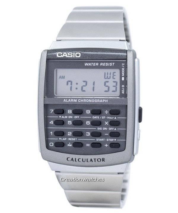 Casio Classic Quartz Calculator CA-506-1DF CA506-1DF Men s Watch 97a377905ab