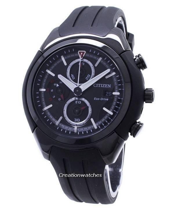 Citizen Eco-Drive Chronograph CA0285-01E miesten tänään haluan ... 8ab9f6ff9c