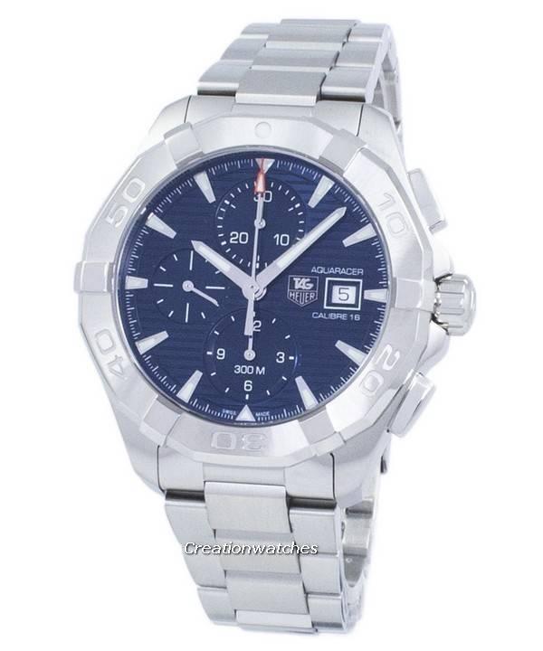 sale retailer 090dc 015cd Tag Heuer Aquaracer Chronograph Automatic 300M CAY2112.BA0927 Mens Watch