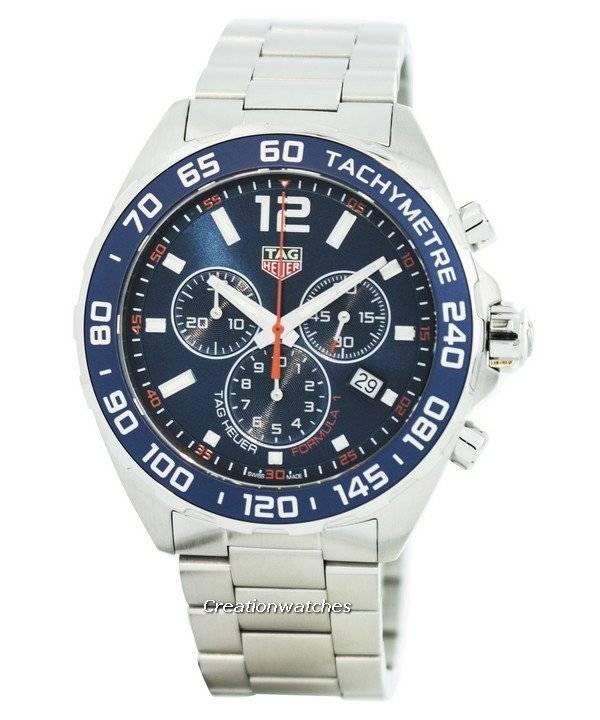 39bd7998f76 Tag Heuer Formula 1 Chronograph Quartz Tachymeter 200m CAZ1014. BA0842 Relógio  masculino