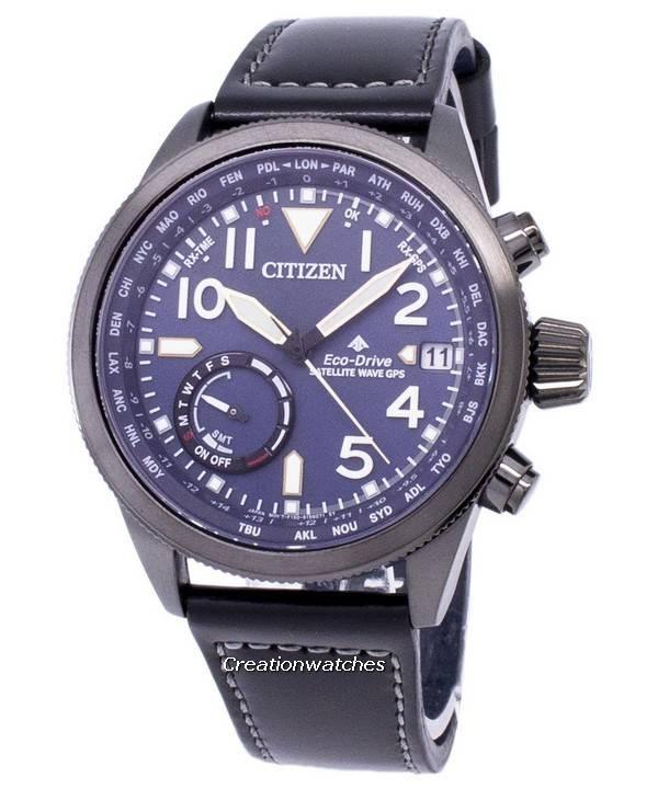 02c7b234277 Citizen Promaster Eco-Drive Satellite Wave GPS CC3067-11L Men's Watch