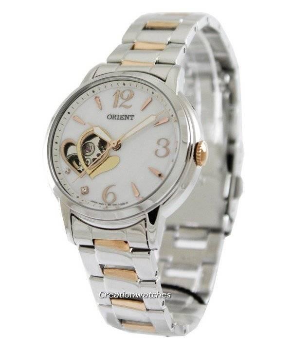 Женские часы ориент скелетоны ремешок для часов кожаный купить москва