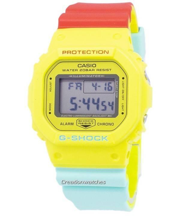 65751b04e84 Reloj Casio G-Shock Color especial modelos 200M DW-5600CMA-9 DW5600CMA-