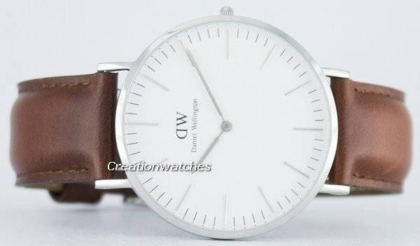 Daniel Classic Hommes0207dw Quartz Wellington Watch Pour St Dw00100021 Mawes nwkNOPX08